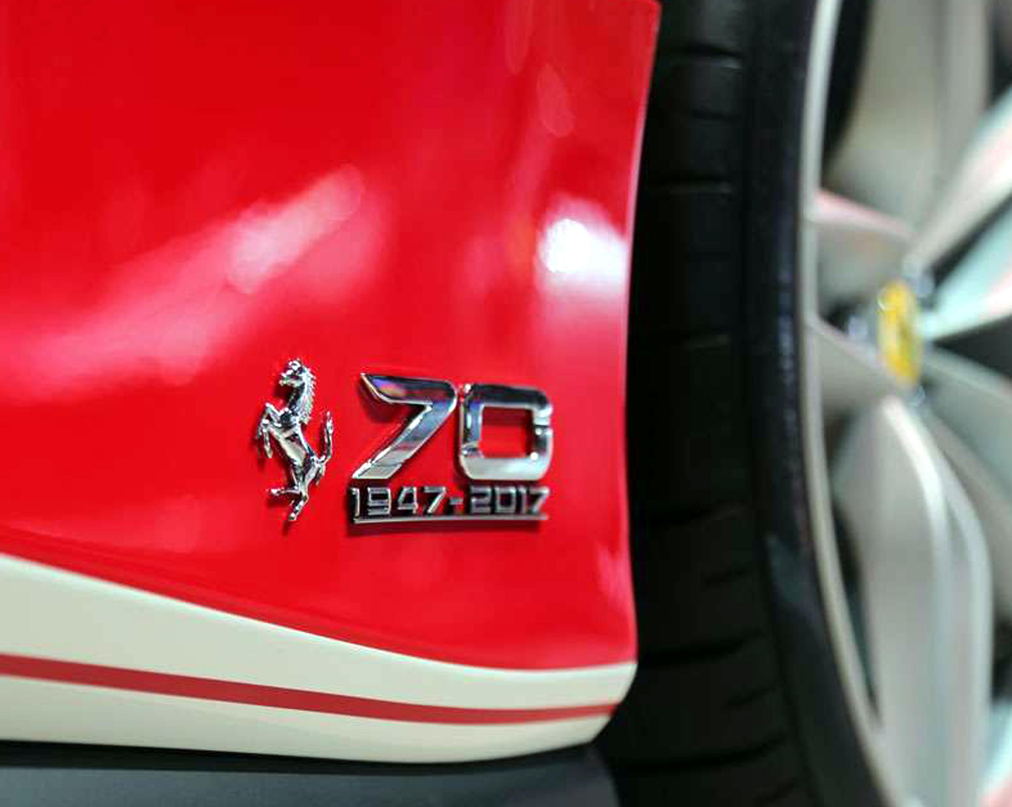 4c6e6e165f Ferrari: 1947-2017 - I 70 anni del mito